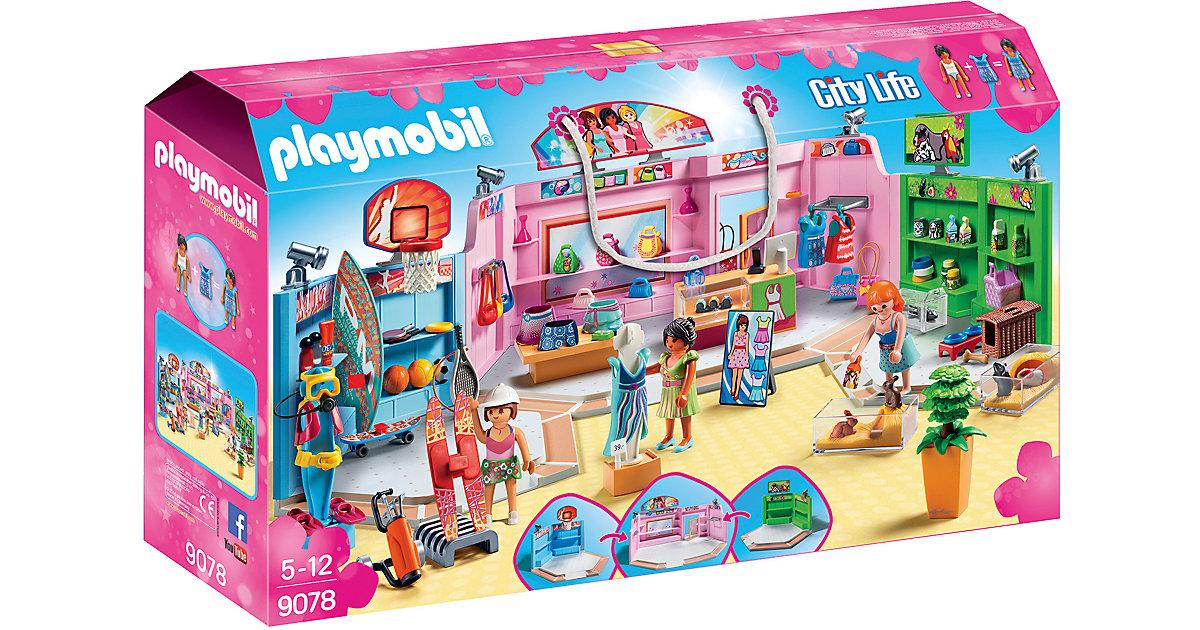 PLAYMOBIL® 9078 Einkaufspassage