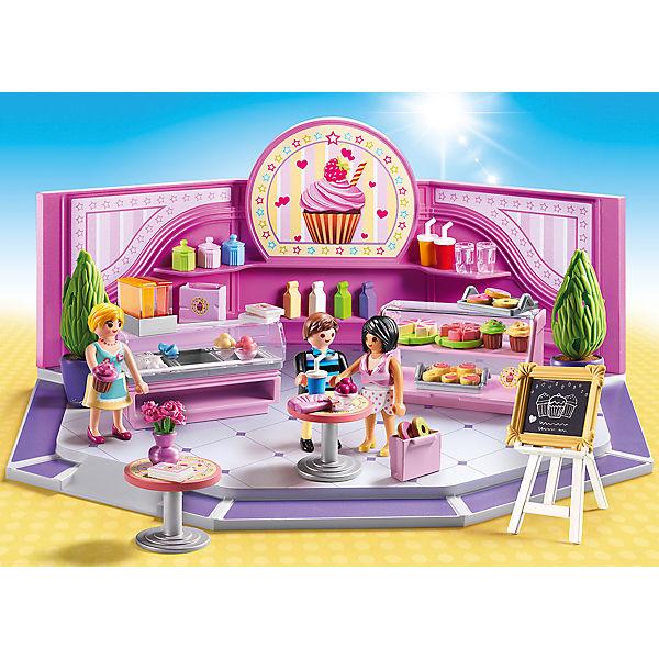 Playmobil 9080 Café Cupcake Playmobil City Life Mytoys