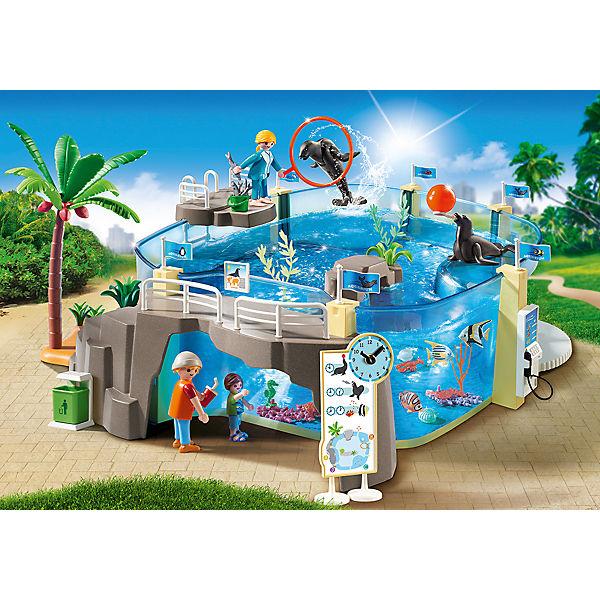 Playmobil 9060 Meeresaquarium Playmobil Family Fun Mytoys