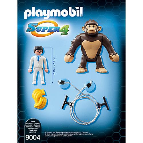 Конструктор Playmobil Гигантский обезьяний гонг от PLAYMOBIL®