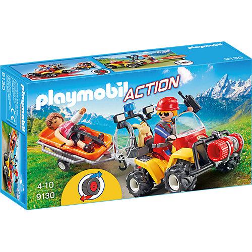Конструктор Playmobil Горноспасательная гвардия, 9 деталей от PLAYMOBIL®