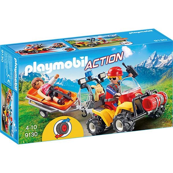 Конструктор Playmobil Горноспасательная гвардия, 9 деталей