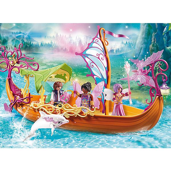 Playmobil 9133 Romantisches Feenschiff Playmobil Fairies Mytoys