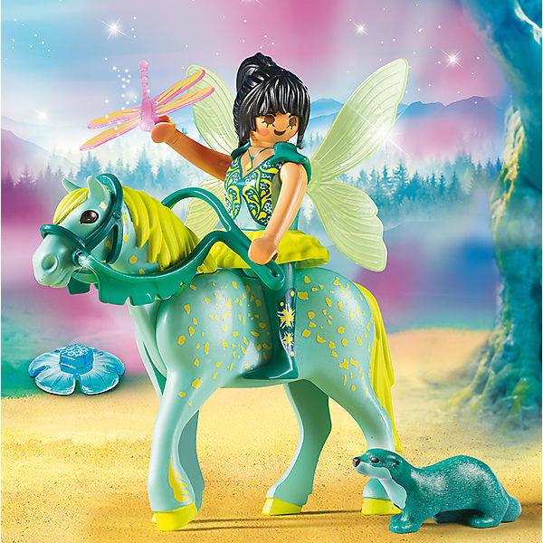 """PLAYMOBIL® 9137 Wasserfee mit Pferd """"Aquarius"""", PLAYMOBIL Fairies"""