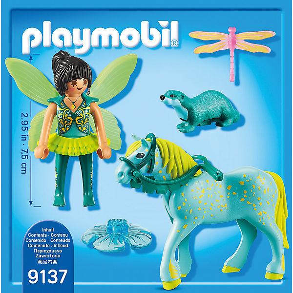 playmobil 9137 wasserfee mit pferd aquarius playmobil fairies mytoys. Black Bedroom Furniture Sets. Home Design Ideas