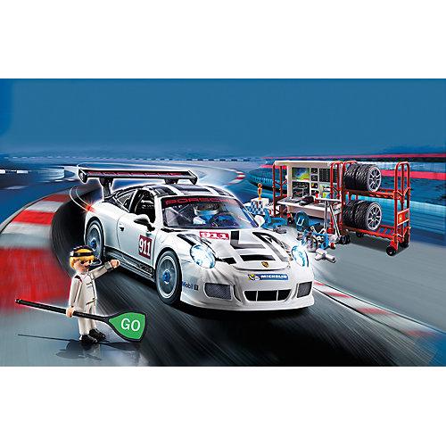 Конструктор Playmobil Porsche 911 GT3 Cup, 35 деталей от PLAYMOBIL®