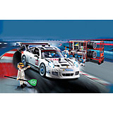 Конструктор Playmobil Porsche 911 GT3 Cup, 35 деталей