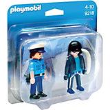 Конструктор Playmobil Полицейский и грабитель, 4 детали
