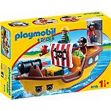 Конструктор Playmobil Пиратский корабль, 5 деталей