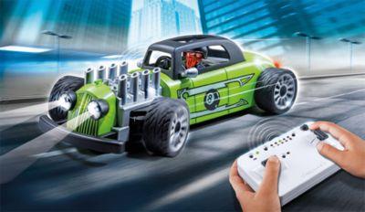 Конструктор Playmobil Радиоуправляемый внедорожник