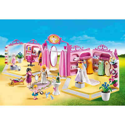 playmobil 9226 brautmodengesch ft mit salon playmobil city life mytoys. Black Bedroom Furniture Sets. Home Design Ideas