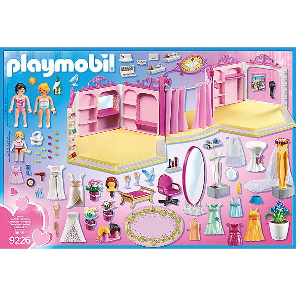 Playmobil 9226 Brautmodengeschaft Mit Salon Playmobil Mytoys