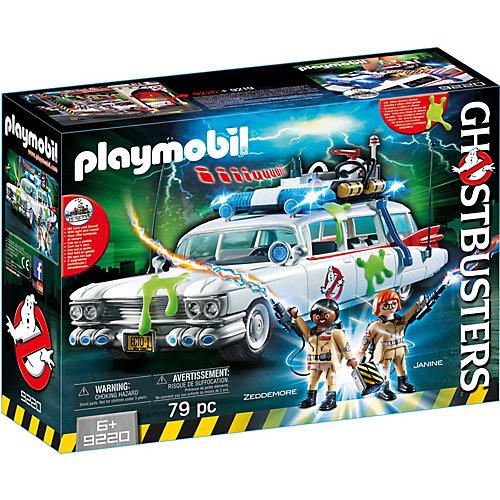 """Конструктор Playmobil """"Охотники за привидениями"""" Автомобиль Экто-1 от PLAYMOBIL®"""