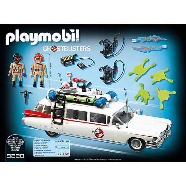 PLAYMOBIL® 9220 Ghostbusters™ Ecto-1, PLAYMOBIL Ghostbusters