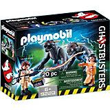 """Конструктор Playmobil """"Охотники за привидениями"""" Питер Венкман и ужасные собаки"""