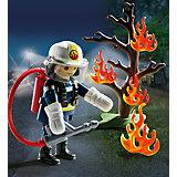 Набор Playmobil Пожарник с деревом
