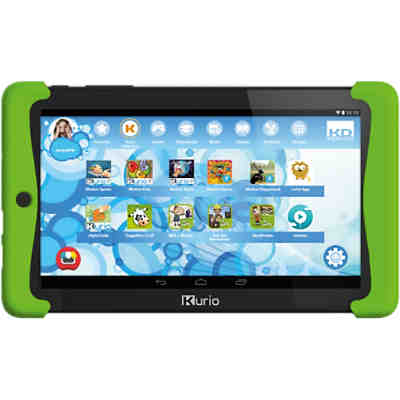"7"" Kurio Tablet 2 Motion + Toggolino Inhalt"