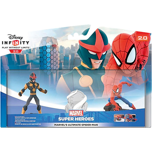 Disney Infinity 2.0 Playset Spiderman