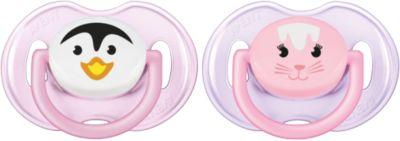 Philips Avent Elefanten Geschenk-Set für Mädchen