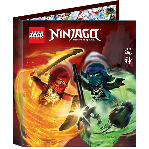 Lego Ninjago Movie Ringbuch Lego Ninjago