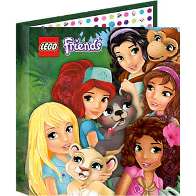 LEGO Friends Ringbuch