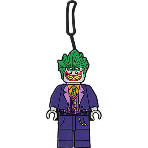 Бирка для багажа, LEGO - lila-kombi