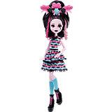 Стильные прически Дракулауры, Monster High