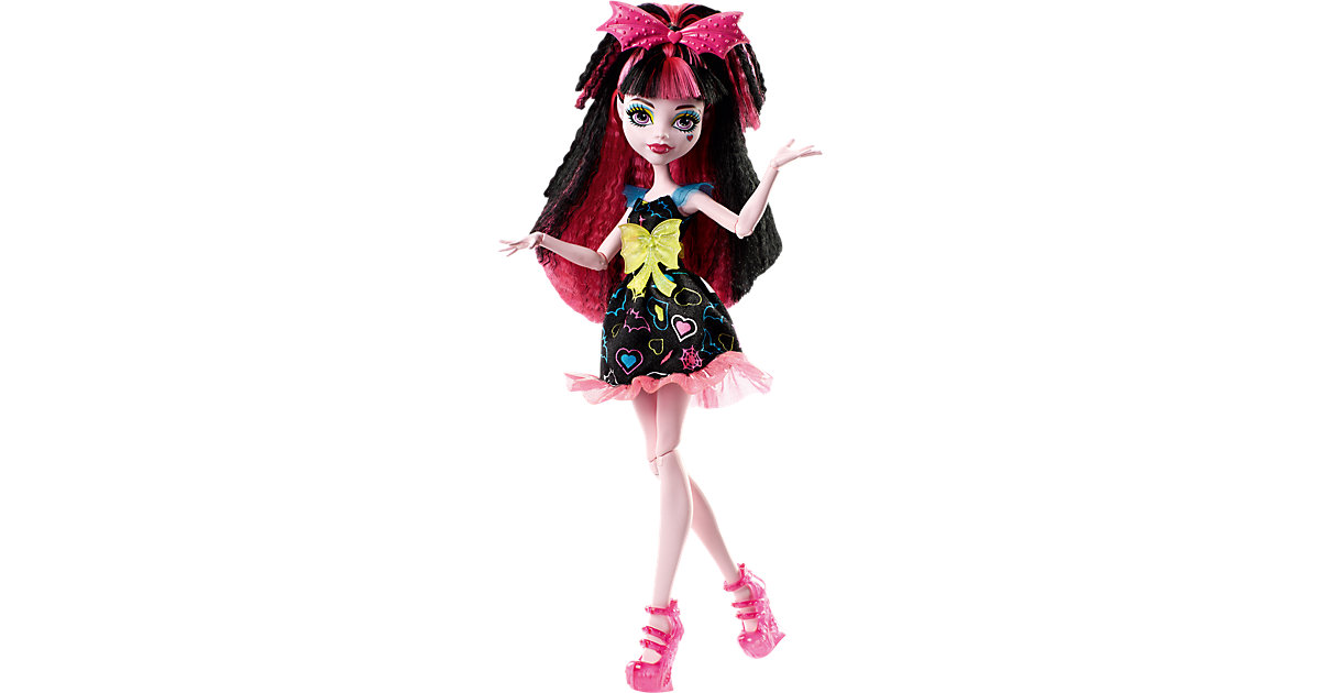 Monster High ´´Elektrisiert´´ Draculaura