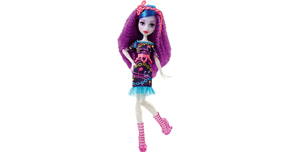 Monster High ´´Elektrisiert´´ Ari Hauntington