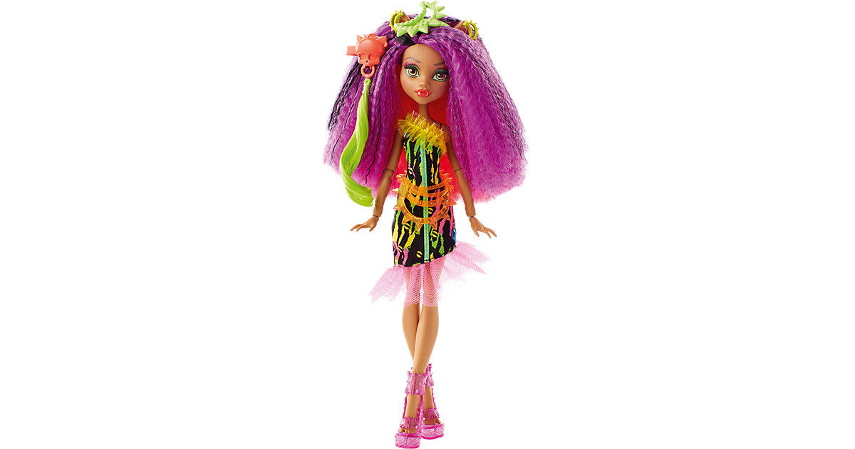 Monster High ´´Elektrisiert´´ Deluxe Clawdeen