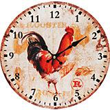"Часы настенные ""Петушок"", диаметр 34 см"