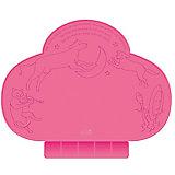 Защитная салфетка-накладка на стол Tiny Diner розовая
