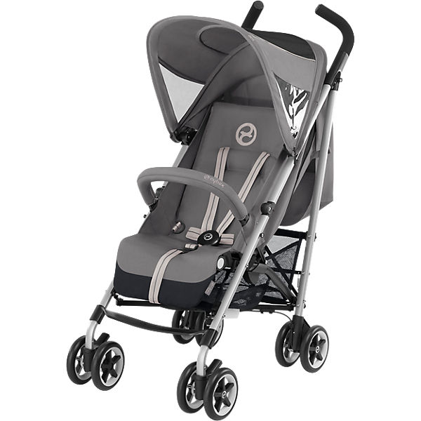 Buggy Onyx B, Gold-Line, Manhattan Grey-Mid Grey, 2017