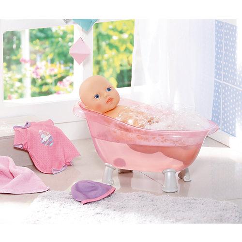 Кукла твердотелая с ванночкой, 30 см, my first Baby Annabell от Zapf Creation