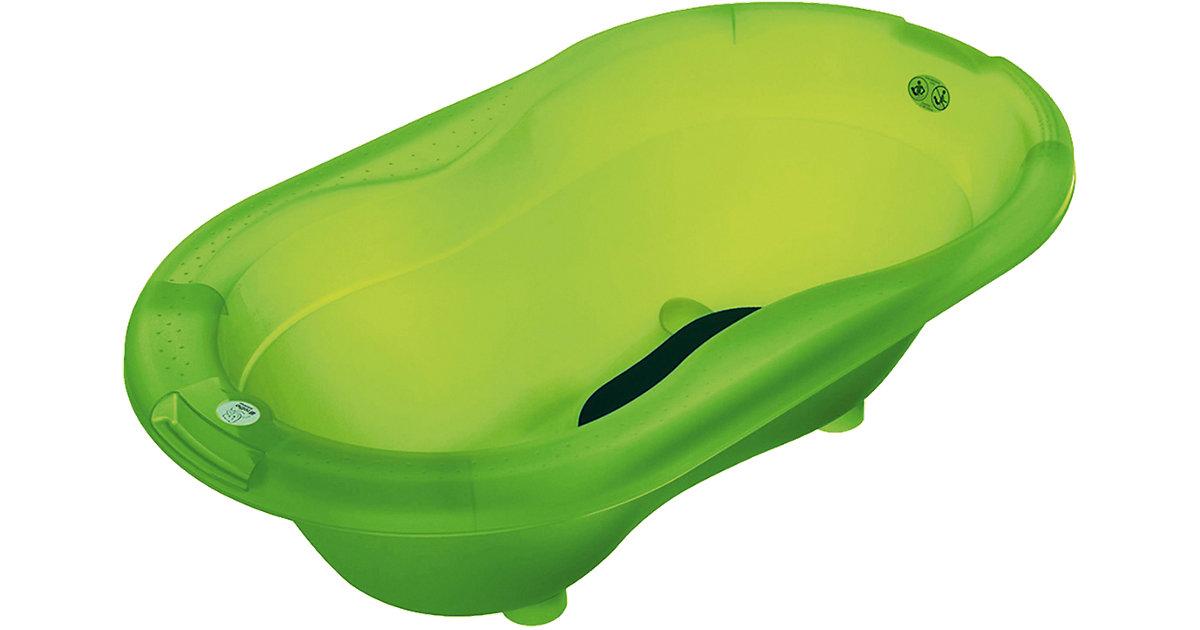 Badewanne Top, translucent lime