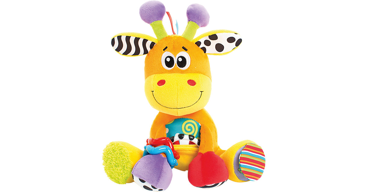 Playgro · Rotho Babydesign Activity-Freund Giraffe