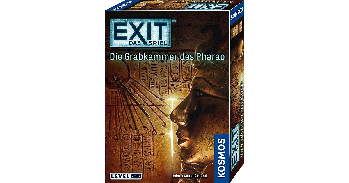 KENNERSPIEL DES JAHRES 2017 EXIT - Das Spiel ´´Die Grabkammer des Pharao´´