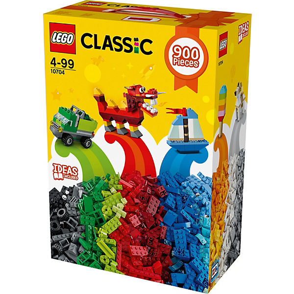 LEGO 10704 Classic: Kreativ-Steinebox, LEGO Classics