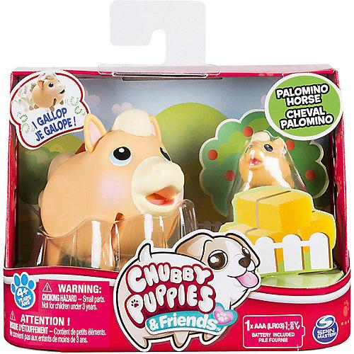 "Коллекционная фигурка Лошадка"", Chubby Puppies"" от Chubby Puppies"