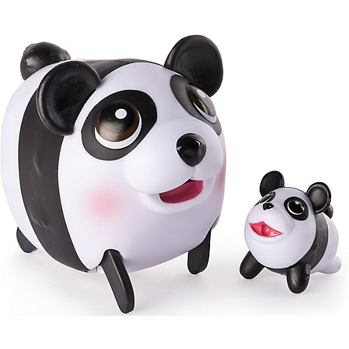 "Коллекционная фигурка Панда"", Chubby Puppies"" от Chubby Puppies"