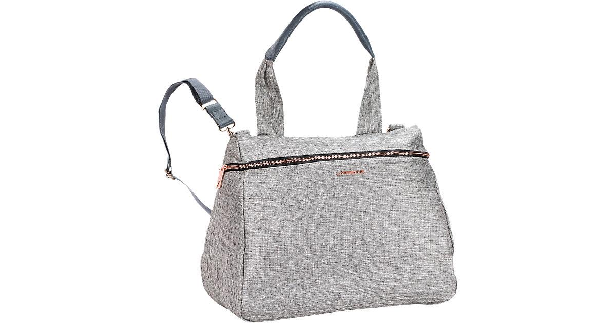 LÄSSIG · LÄSSIG Wickeltasche Glam Rosie Bag anthracite glitter