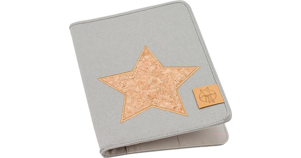 LÄSSIG · LÄSSIG Mums Organizer Casual Cork Star light grey