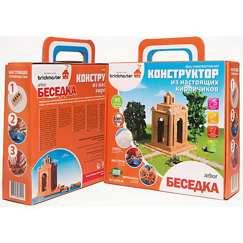 """Конструктор """"Беседка"""", 95 деталей, BRICKMASTER от BRICKMASTER"""