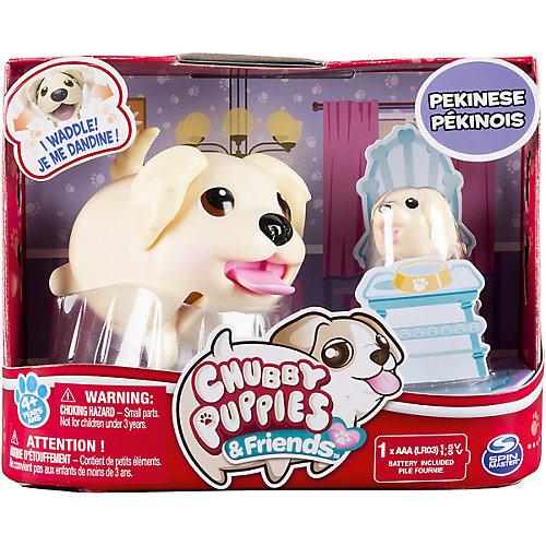 "Коллекционная фигурка Пекинес"", Chubby Puppies"" от Chubby Puppies"