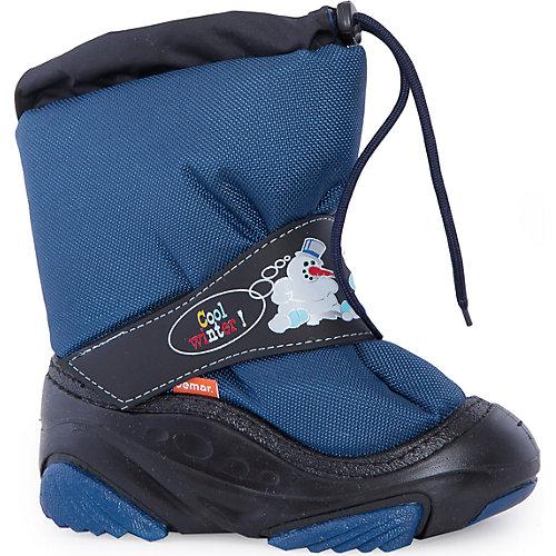 Сноубутсы Demar Snowmen - синий от Demar