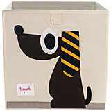 Коробка для хранения 3 Sprouts Собачка