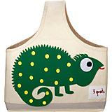 Сумочка для хранения детских принадлежностей Игуана (Green Iguana), 3 Sprouts