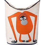 Корзина для белья 3 Sprouts Орангутан