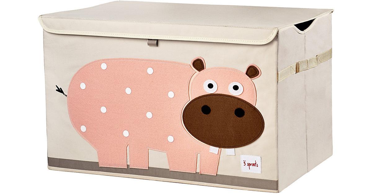 3 Sprouts · Aufbewahrungskiste Hippo, 38 x 61 cm