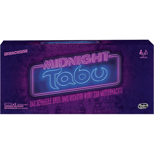 Tabu Midnight